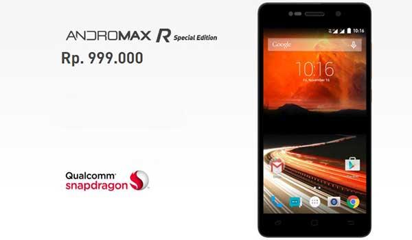 Smartfren Andromax R Special Edition