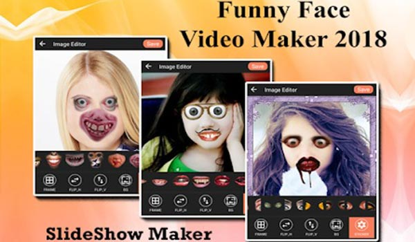 FunnyFace Video Maker & Funny Video SlideshowMaker