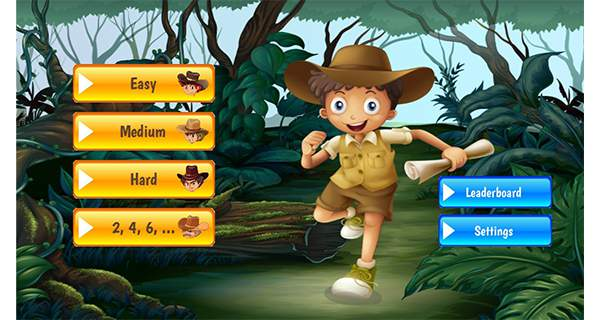 Game Matematika (Counting Scout)