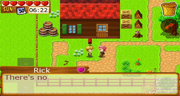 Harvest Master Farm Sim