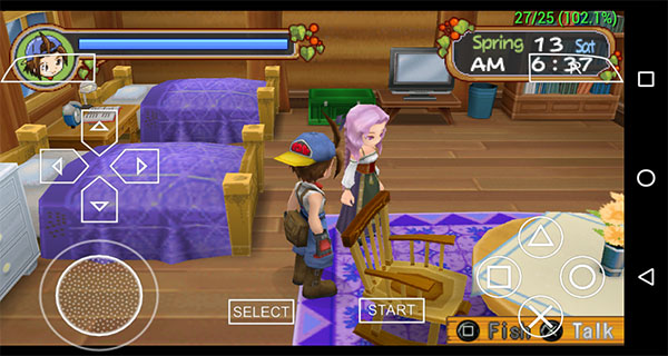 Harvest Moon Series (Emulator)