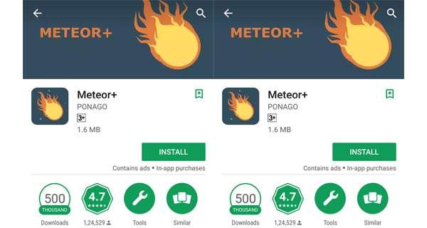 Meteor+