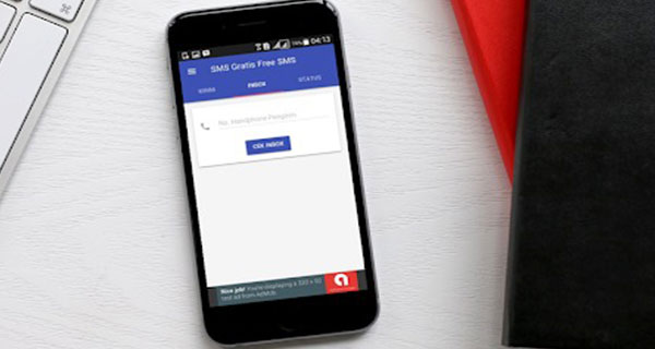 SMS Gratis Free SMS - SMSan