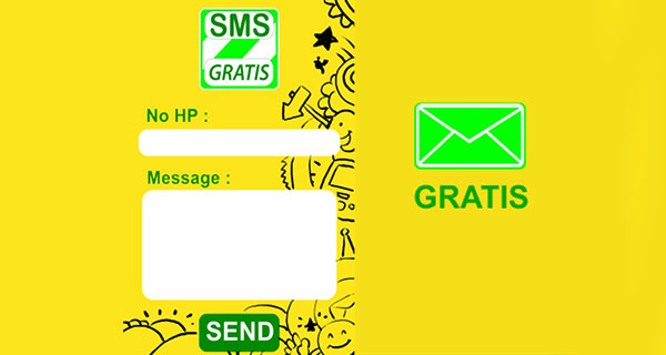 SMS Gratis Indonesia LuckyNine Apps