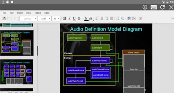 AndrOffice Editor DOC XLS PDF