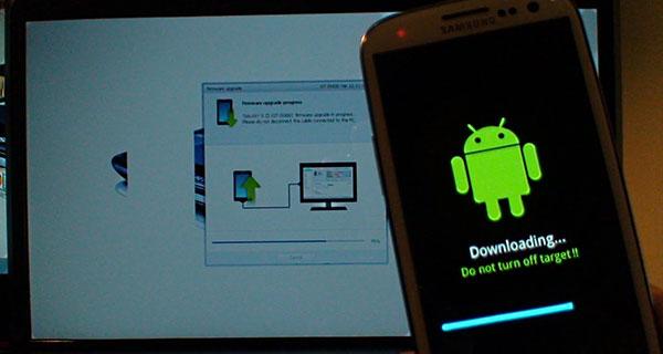 Cara Upgrade Android Via Komputer