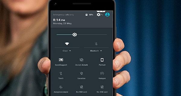 Pengaruh Koneksi WiFi atau data seluler