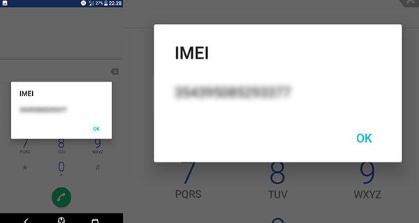 Periksa IMEI