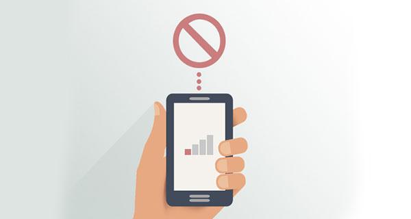 Sinyal Tidak Terdeteksi di Android