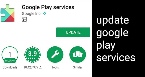 Update Google Play