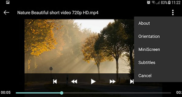 Video Player NeonDeveloper