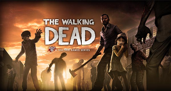 Walking The Dead season one
