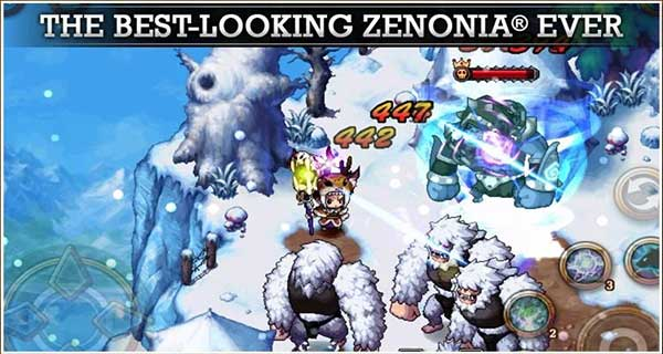 Zenonia® 4