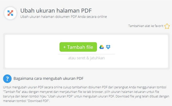 Cara Memperbesar Ukuran File PDF 2