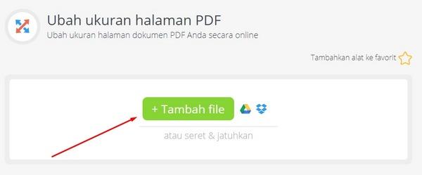 Cara Memperbesar Ukuran File PDF 3
