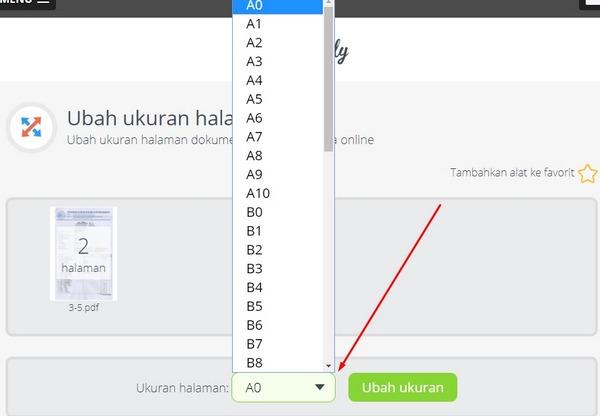 Cara Memperbesar Ukuran File PDF 4