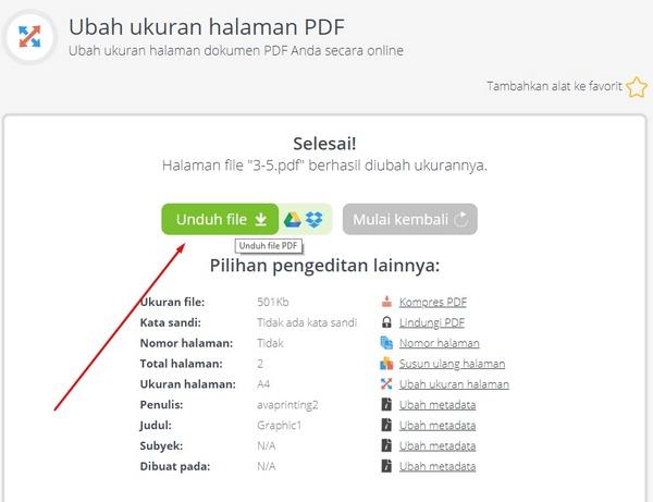 Cara Memperbesar Ukuran File PDF 5