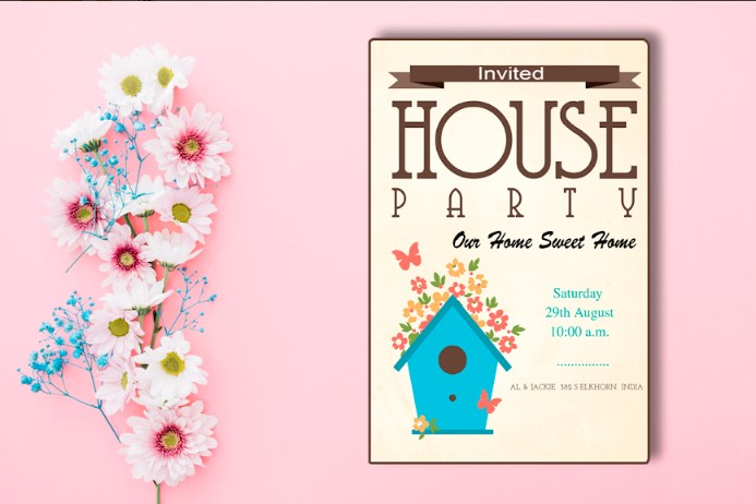 Housewarming Invitation Maker