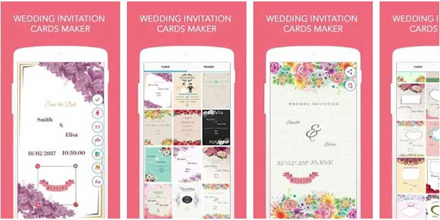 Wedding Invitation Cards maker