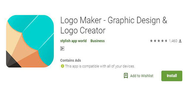 Logo Maker : Graphic Design & Logo Creator