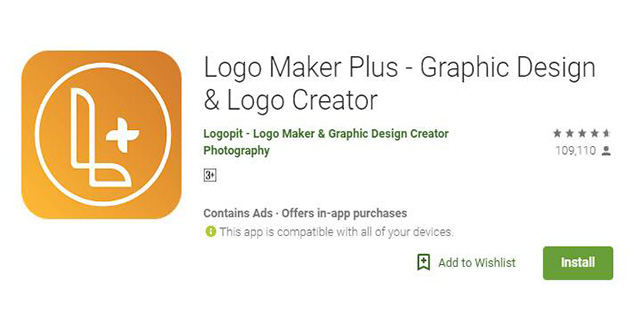 Logo Maker Plus - Graphic Design & Logo Creator
