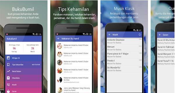 Aplikasi Ibu Hamil Terbaik Untuk Android