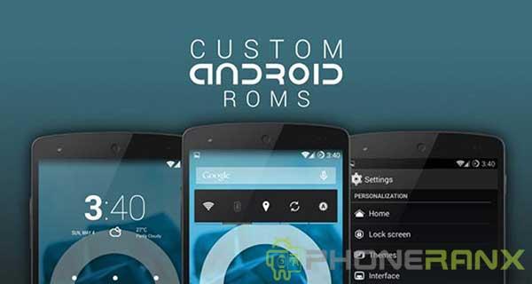 Gunakan Custom ROM