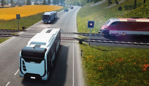Bus Simulator 18 PC