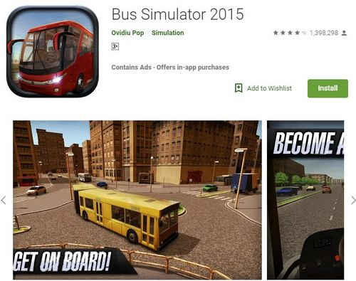 Bus Simulator 2015 Android