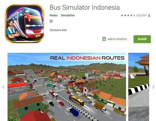 Bus Simulator Indonesia Android