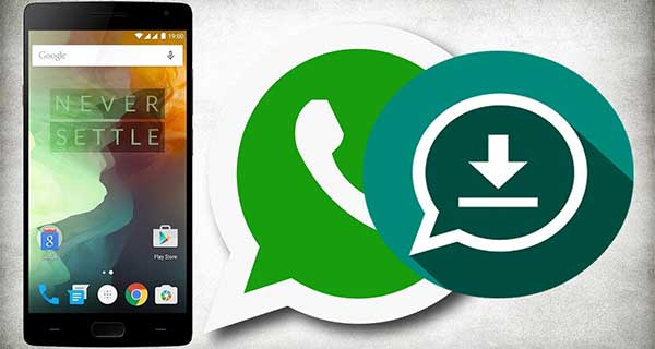 Cara Download Status Whatsapp Teman 100% Work!!
