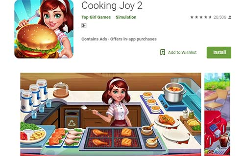 Cooking Joy 2