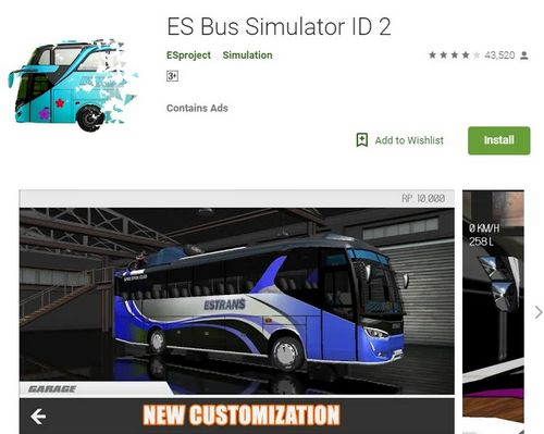 ES Bus Simulator ID 2 Android