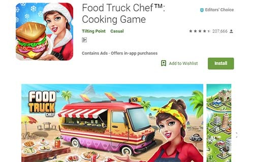 Food Truck Chef™Cooking Game