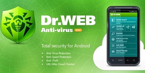 Scan Android Lewat Dr. Web Security Space