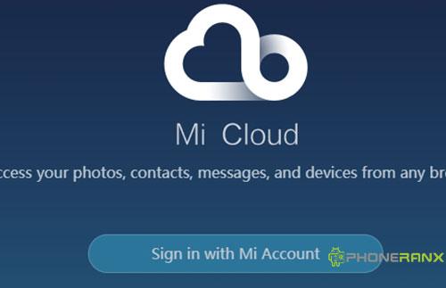 Cara Menghapus Akun Mi Cloud Xiaomi Terbaru