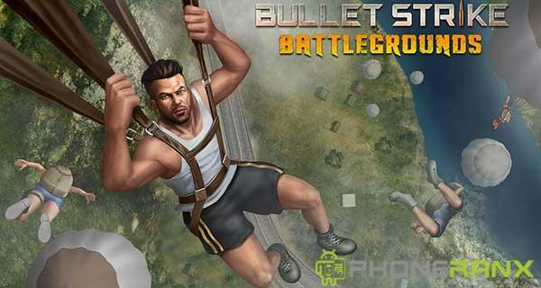 Bullet Strike : Sniper Games