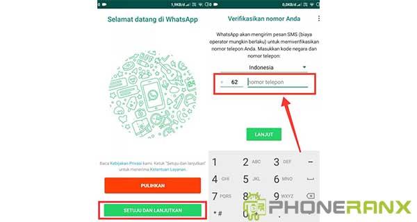 Cara Mengubah Tampilan Whatsapp Seperti Instagram 1