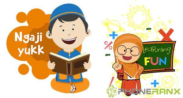Aplikasi belajar Al Quran terbaik dan terlengkap