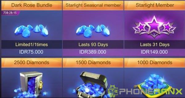 Cara Dapat Diamond Gratis Mobile Legends Mudah dan Cepat