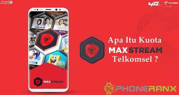 Penjelasan Apa Itu Kuota Maxstream Telkomsel
