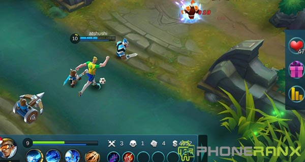 Streaming Mobile Legends