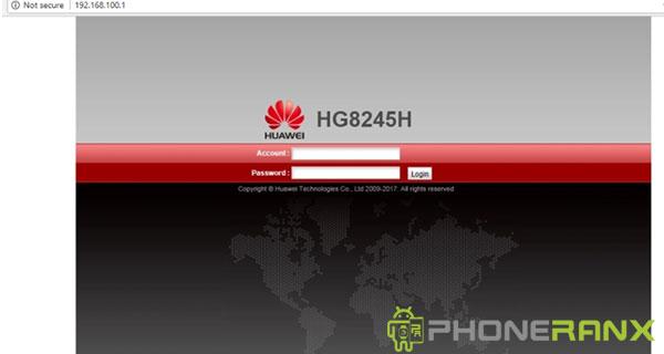 alamat IP wifi Indihome