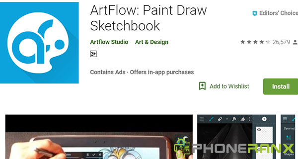 Artflow Paint Draw Sketchbook