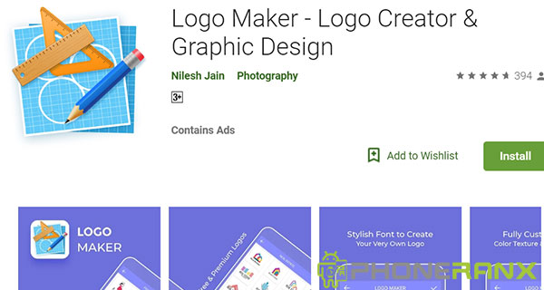 Logo Creator & Graphics Maker