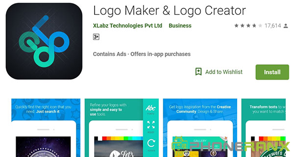 Logo Maker and Logo Creator