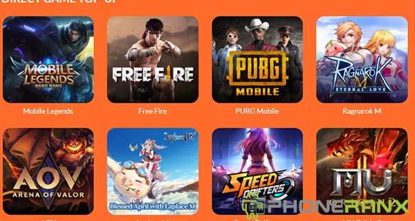 Codashop Pubg Mobile Top Up