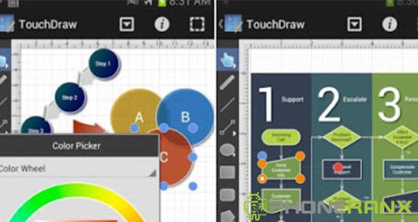 TouchDraw