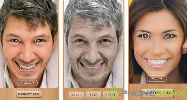 Agify Age your Face