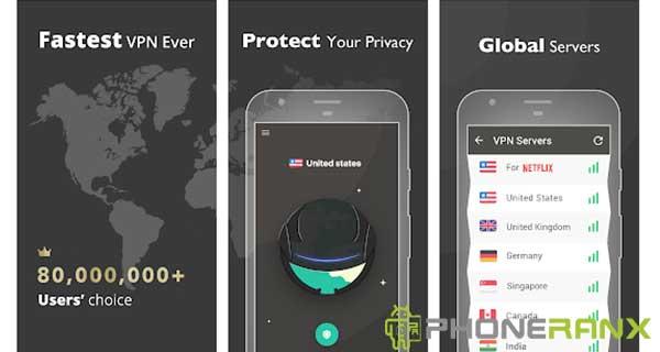 Free unblock VPN